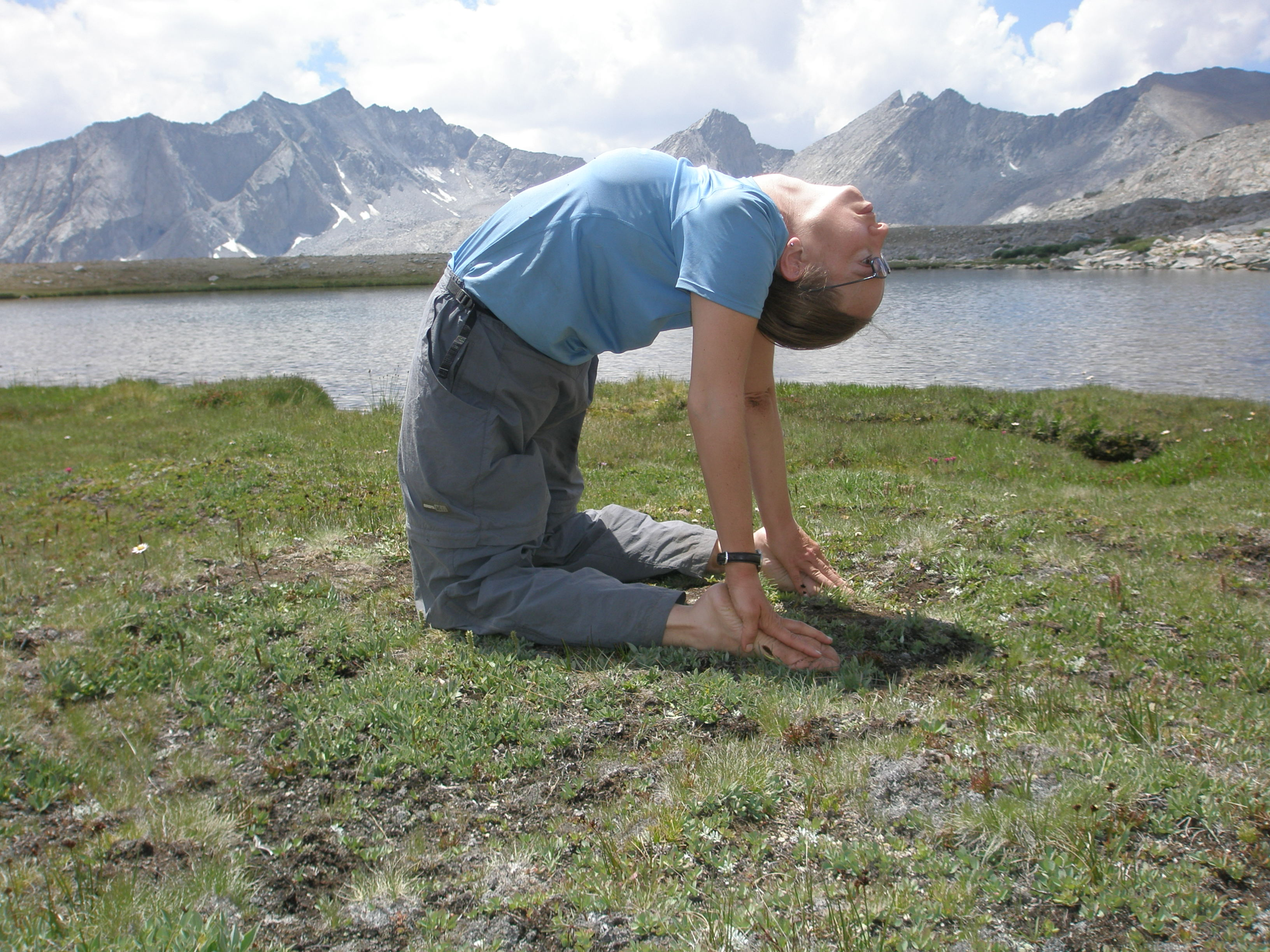 "Featured image for ""Yoga and Massage for Hiking…Yoga and Massage in the Wild"""